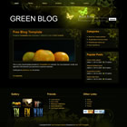 templatemo_063_greenblog